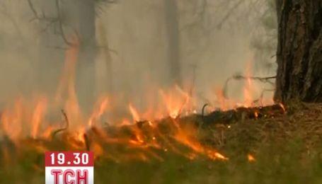 Наиболее разрушительный пожар в Колорадо набирает обороты