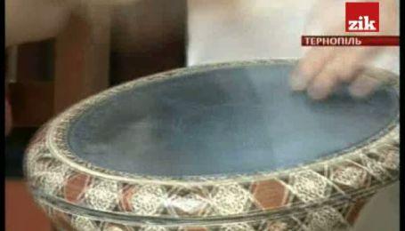 На фестивале перкуссии в Тернополе 3 часа били в барабаны