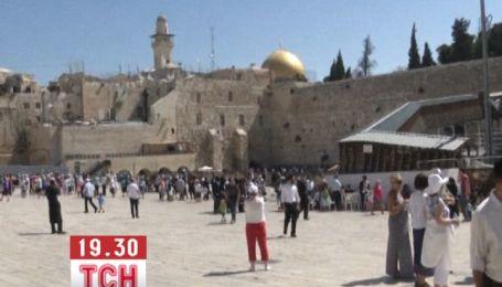 Біля Стіни плачу в Єрусалимі сталася стрілянина