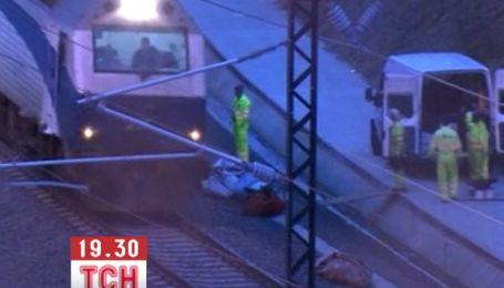 На місці аварії потягу в Іспанії відновили рух