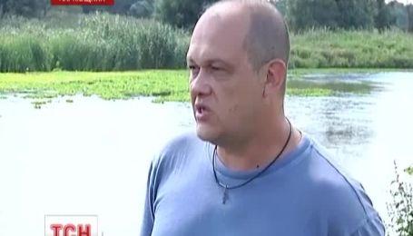 Экологическое бедствие захватило Харьковщину