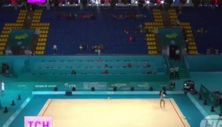 Перекупники квитків на Чемпіонаті світу з художньої гімнастики осоромили Україну