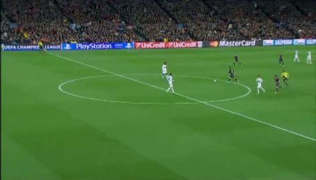 Барселона - Милан - 4:0. Хорди Альба