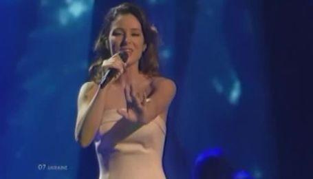 Выступление Златы Огневич на полуфинале Евровидения 2013