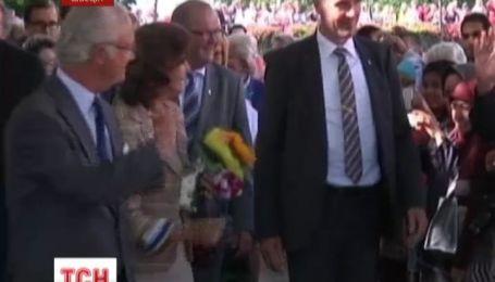 Королівському дому Швеції погрожують бомбовим нападом