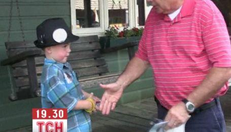4-летний мальчик стал мэром американского туристического городка