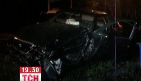 У Харкові Lexus протаранив ВАЗ, вбивши двох людей