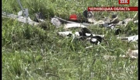 Два пілоти розбилися на саморобному літаку
