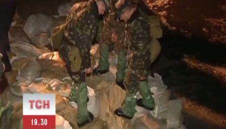 Под Киевом на станции аэрации в Бортничах произошла авария
