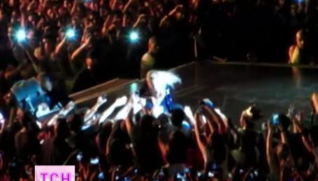 Співачку Бейонсе ледь не вкрали зі сцени у Сан-Пауло