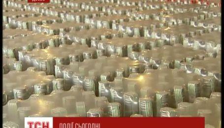 Спирт с сегодняшнего дня в Украине дорожает на 12 процентов