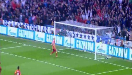 Реал - Галатасарай - 1:0. Роналду