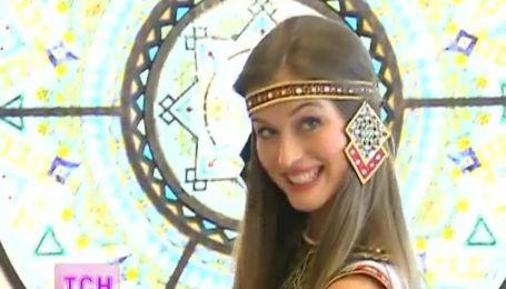 В борьбе за титул «Мисс мира» украинке поможет икона