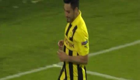Боруссія Дортмунд - Реал - 3:1. Момент Гюндогана