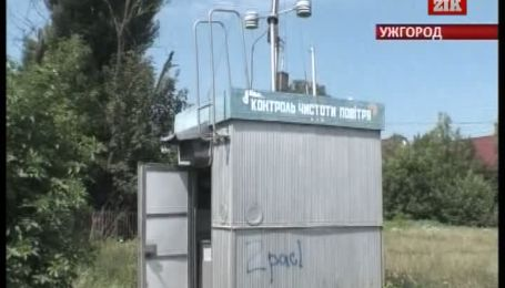 Воздух в Луцке и Ужгороде признали самым грязным в Западной Украине