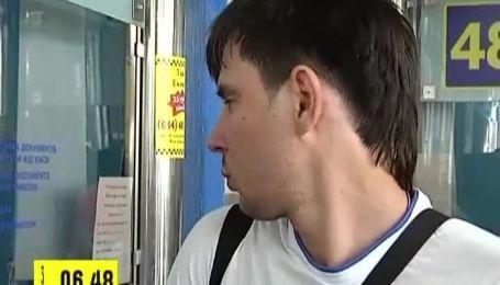 Очереди за билетами на железнодорожных вокзалах не снижаются