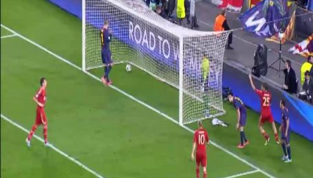 Барселона - Бавария - 0:3. Мюллер