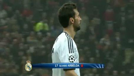 Суддя вилучив гравця Реалу за непристойний жест