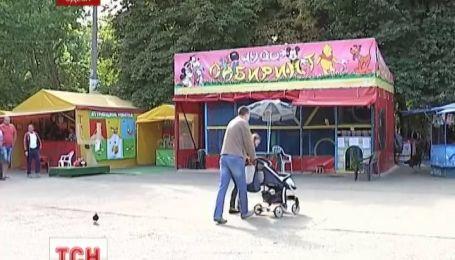 В Одессе умер пятилетний мальчик, который несколько дней назад потерял сознание на аттракционе