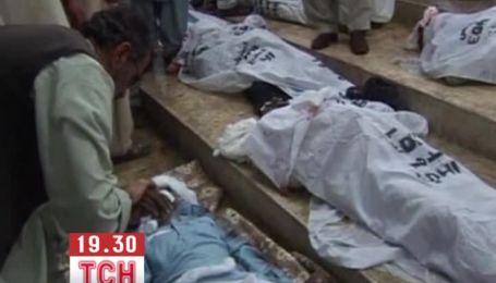 У Пакистані бойовики напали на автобусну колону і розстріляли 14 людей