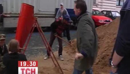 В Праге из-за наводнения закрыли главную туристическую достопримечательность города