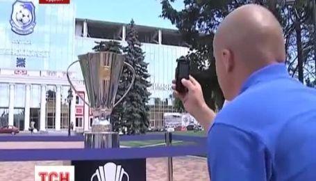 Матч за суперкубок Украины по футболу состоится сегодня в Одессе
