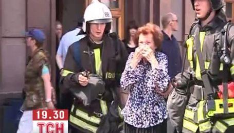 В московском метро произошло второе возгорание за сутки