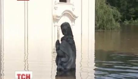 Синоптики не обещают прекращение дождей следующие 10 дней