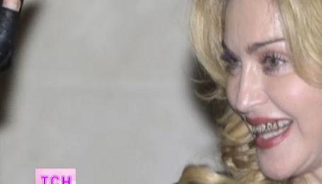 Новую улыбку Мадонны сравнили с запущенным кариесом