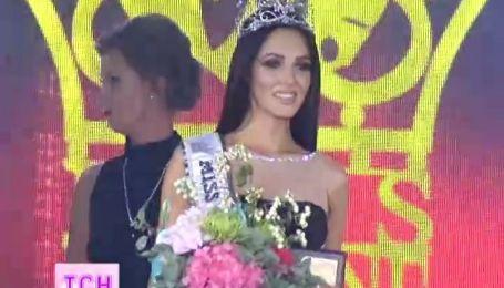 Студентка из Винницы стала самой красивой украинской