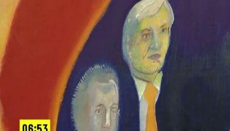 В столице открылась выставка образов украинских миллиардеров по версии Forbes