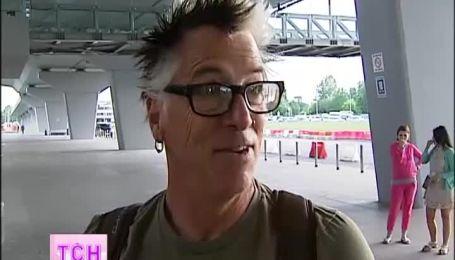 """Панк-рок группа """"The Offspring"""" прилетела в Киев"""