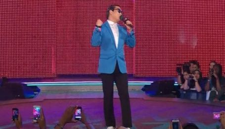 PSY зажег на премии Much Music Video Awards 2013