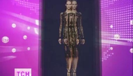 Модный дом представил коллекцию Эли Сааб