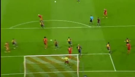 Бавария - Барселона - 1:0. Мюллер