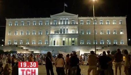 Парламент Греції звільнить 29 тис. держслужбовців заради грошей від ЄС
