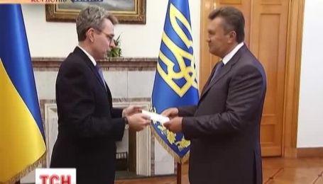 Новий посол США в Україні офіційно став до роботи