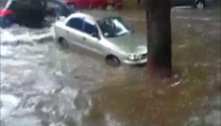 Одессу снова накрыл мощный ураган