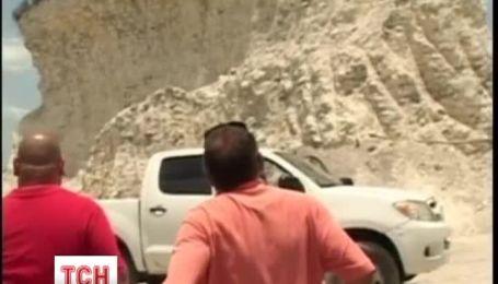 В Белизе разбили одну из крупнейших пирамид Майя