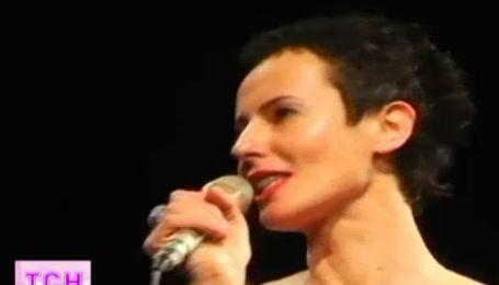 Актриса Ирина Апексимова переквалифицируется в певицу