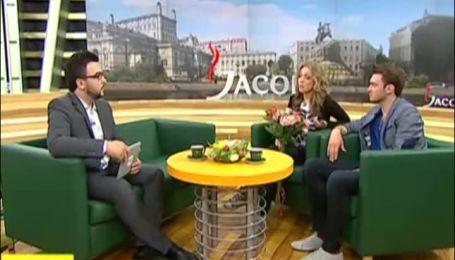 Олена Шоптенко та Дмитро Дікусар потрапили на танцювальний шлях випадково
