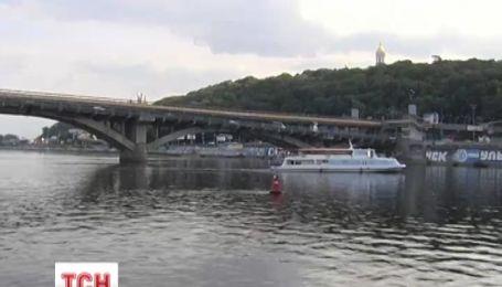 Київ знову запускає річковий трамвай