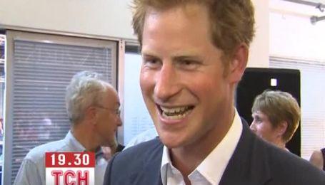 Принц Гаррі взяв на себе обов'язок забезпечити племіннику веселе життя