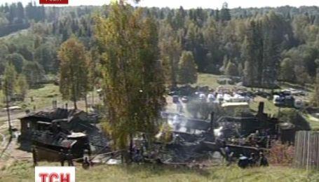 Страшна трагедія у Росії: в Новгородської області повністю вигоріла психіатрична лікарня