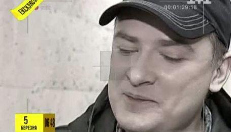 Андрій Данилко страждає від зайвої випивки