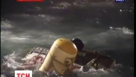 У авіакатастрофі у Північному морі загинуло 4 людини