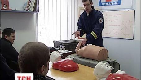 Специалисты советуют проходить украинцам курсы по оказанию первой медицинской помощи