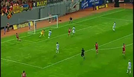 Металлург Запорожье - Севастополь - 2:2. Видеообзор матча