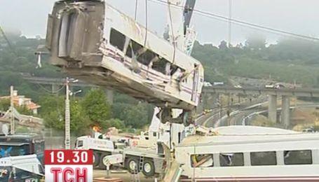 Спасатели почти завершили расчищать место крушения поезда в Испании