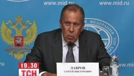 Россия призвала руководство Сирии передать химическое оружие под международный контроль